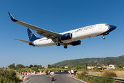 EI-CSI - Blue Panorama Airlines Boeing 737-800 aircraft