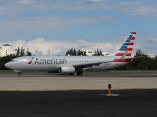 N970NN - American Airlines Boeing 737-800