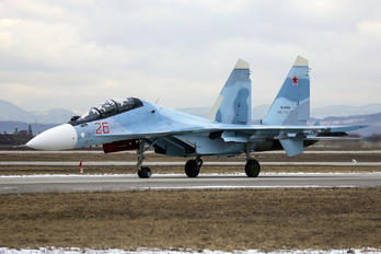 26 - Russia - Air Force Sukhoi Su-30SM
