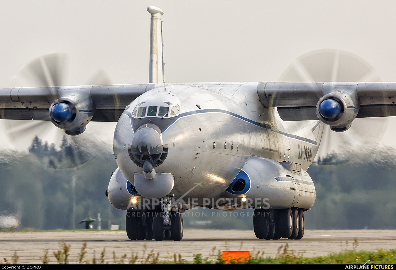 Russia - Air Force RA-09341 aircraft at Undisclosed Location