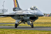 FA-123 - Belgium - Air Force Lockheed Martin F-16AM Fighting Falcon aircraft