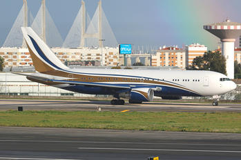 N767KS - Private Boeing 767-200