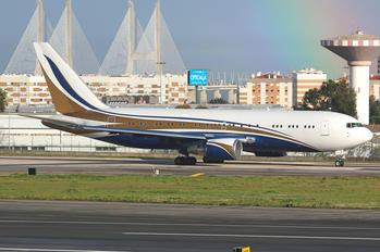 N767KS - Private Boeing 767-200