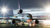 N596FE - FedEx Federal Express McDonnell Douglas MD-11F aircraft