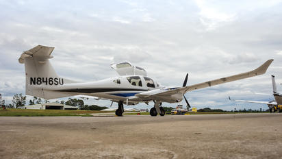 N846SU - Diamond Aircraft Industries Diamond DA62