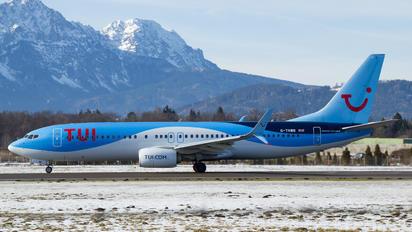 G-TAWB - TUI Boeing 737-800