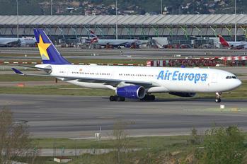 EC-MIO - Air Europa Airbus A330-300