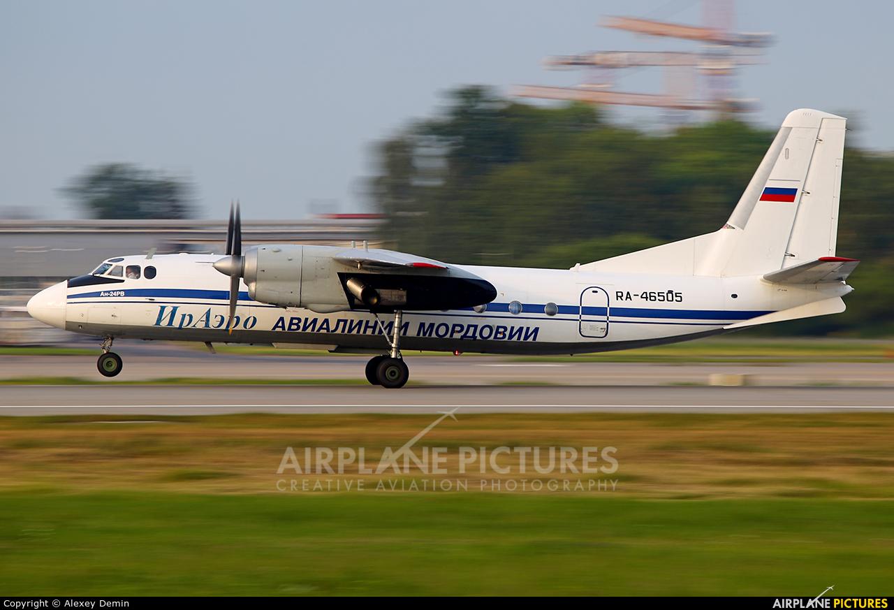 Iraero RA-46505 aircraft at Moscow - Domodedovo