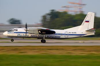 RA-46505 - Iraero Antonov An-24