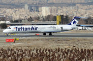 MD-83 for Iranian airline Taftan Air title=