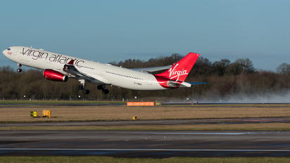 G-VWAG - Virgin Atlantic Airbus A330-300