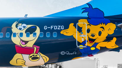 G-FDZG - TUI Airlines UK Boeing 737-800