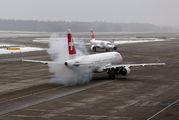 HB-IOF - Swiss Airbus A321 aircraft