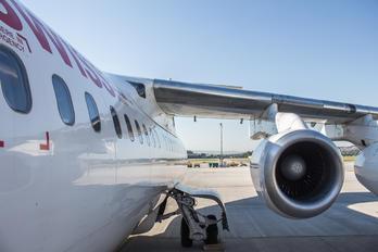 HB-IXS - Swiss British Aerospace BAe 146-300/Avro RJ100