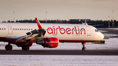 D-ABCP - Air Berlin Airbus A321