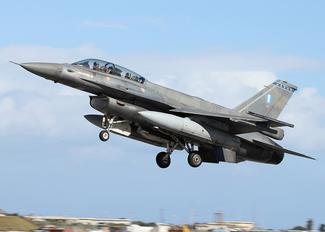 613 - Greece - Hellenic Air Force Lockheed Martin F-16D Fighting Falcon