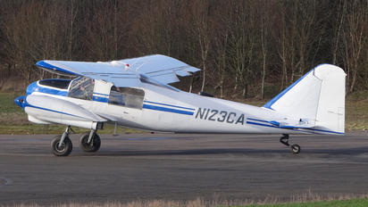 N123CA - Private Dornier Do.28 A/B