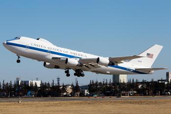 74-0787 - USA - Air Force Boeing E-4B