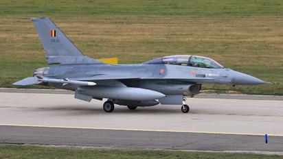 FB-21 - Belgium - Air Force General Dynamics F-16BM Fighting Falcon