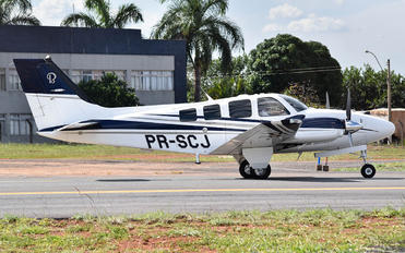 PR-SCJ - Private Beechcraft 58 Baron