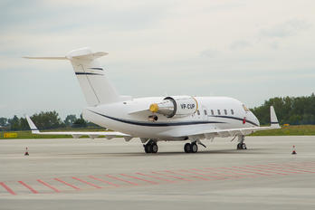 VP-CUP - Private Embraer ERJ-135