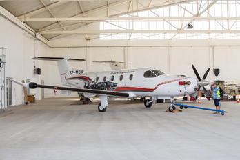 SP-MBW - Private Pilatus PC-12