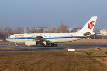 B-6092 - Air China Airbus A330-200