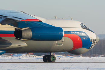 RF-76803 - Russia - Ministry of Internal Affairs Ilyushin Il-76 (all models)