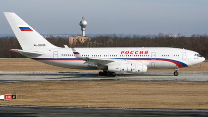 RA-96019 - Rossiya Ilyushin Il-96