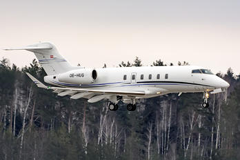 OE-HUG - International Jet Management gmbh Bombardier BD-100 Challenger 300 series