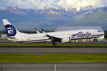 N479AS - Alaska Airlines Boeing 737-900ER
