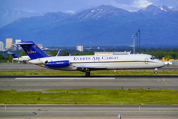 N930CE - Everts Air Cargo Douglas DC-9-33