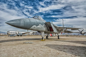 76-0008 - USA - Air Force McDonnell Douglas F-15A Eagle