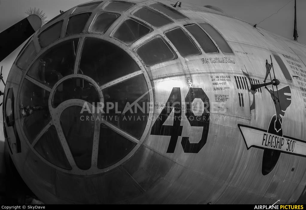 USA - Air Force 44-61669 aircraft at March JARB