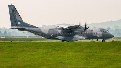 024 - Poland - Air Force Casa C-295M