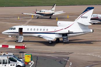 N15VX - Private Dassault Falcon 50