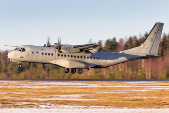 CC-3 - Finland - Air Force Casa C-295M