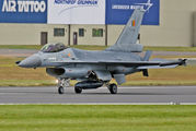 FA-124 - Belgium - Air Force General Dynamics F-16A Fighting Falcon aircraft