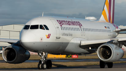 D-AGWE - Germanwings Airbus A319