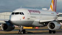 D-AGWE - Germanwings Airbus A319 aircraft