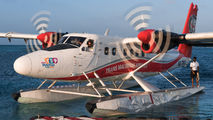 8Q-TMV - Trans Maldivian Airways - TMA de Havilland Canada DHC-6 Twin Otter aircraft
