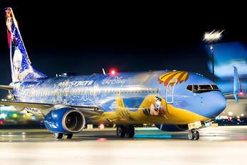 C-GWSV - WestJet Airlines Boeing 737-800