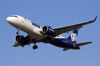 VT-WGC - Go Air Airbus A320 NEO