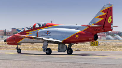 E.25-86 - Spain - Air Force : Patrulla Aguila Casa C-101EB Aviojet