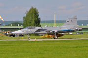 9235 - Czech - Air Force SAAB JAS 39C Gripen aircraft