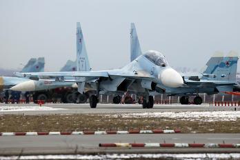 91 - Russia - Air Force Sukhoi Su-30 M2