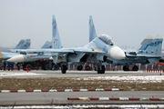 91 - Russia - Air Force Sukhoi Su-30 M2 aircraft