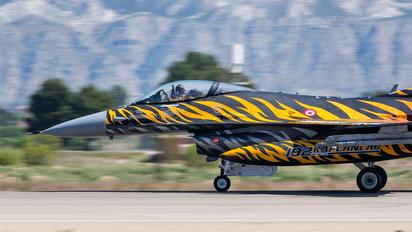 92-0014 - Turkey - Air Force Lockheed Martin F-16C Fighting Falcon