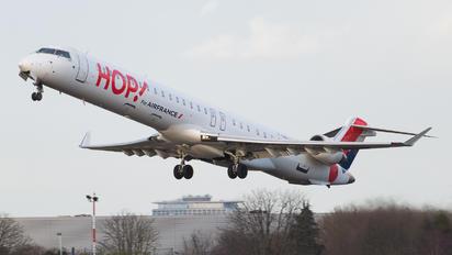 F-HMLD - Air France - Hop! Canadair CL-600 CRJ-1000