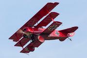 OK-UAA90 - Private Fokker DR.1 Triplane (replica) aircraft